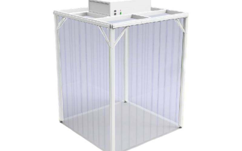 LabHub   Product Category   Flexi-Wall Cleanrooms