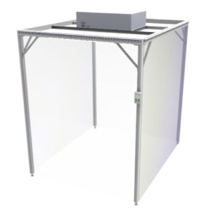LabHub | Product Category | Flexi-Wall Cleanrooms