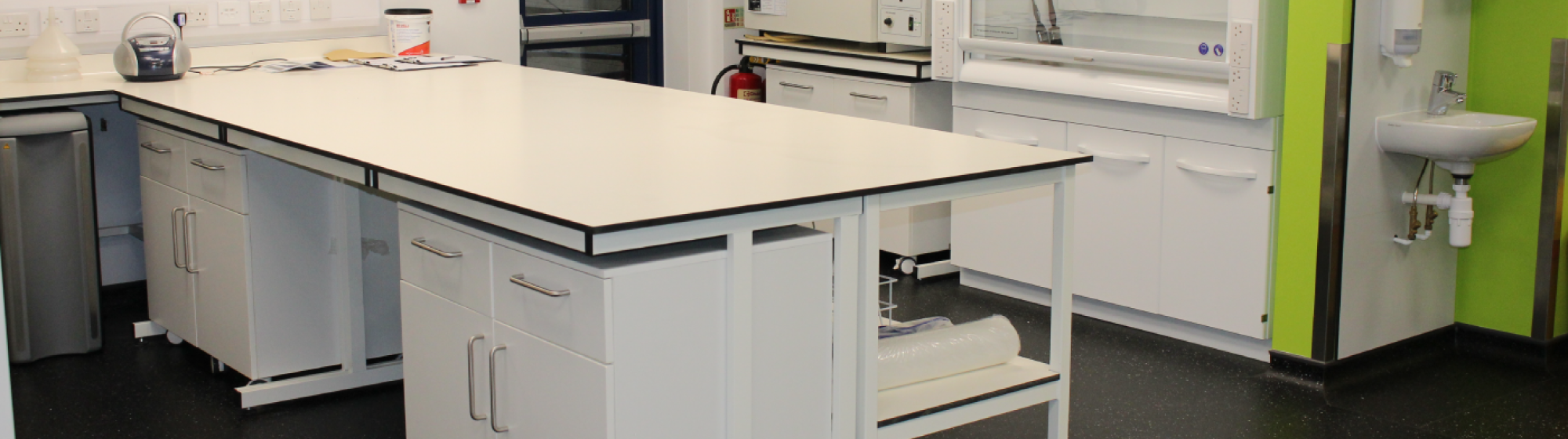 LabHub | Homepage | Lab Tables