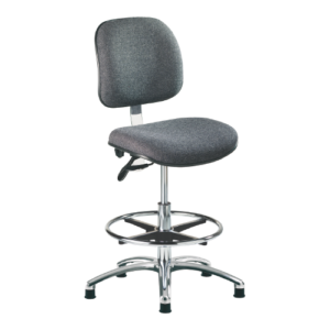 LabHub | Product | Static Safe (ESD) Clean Room Techno Chair – High