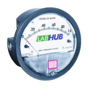 LabHub   Product   Pressure Differential Gauge