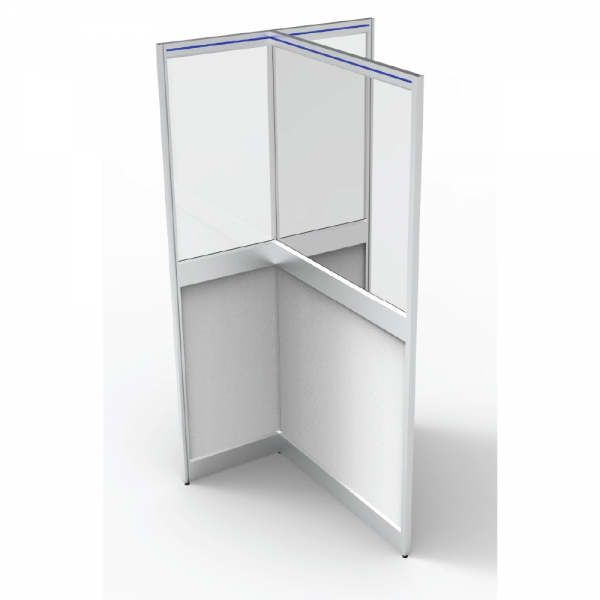 LabHub | Protective Shields | Small T Partition