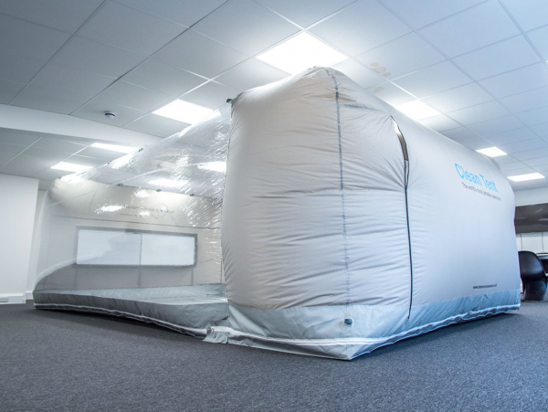 LabHub   Product   Clean Tent 1700