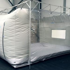 LabHub | Product | Clean Tent 650